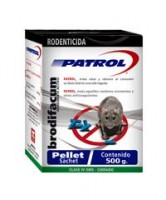 RATICIDA PATROL EN PELLETS