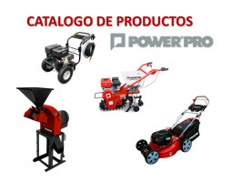 CATALOGO PRODUCTOS POWER PRO